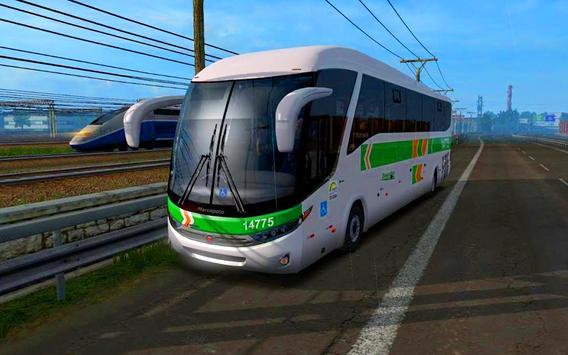 World Bus Driver Simulator: Top Bus Game screenshot 1