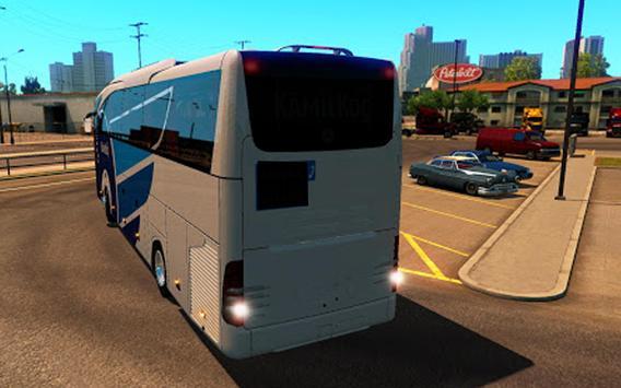 World Bus Driver Simulator: Top Bus Game screenshot 4