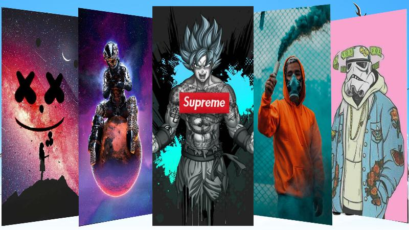 Ghetto Wallpaper Loockscreen Trill Dope Supreme For Android Apk Download