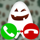 ghost fake call game icon