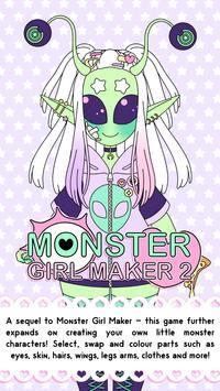 Monster Girl Maker 2 penulis hantaran