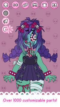 Monster Girl Maker 2 syot layar 1