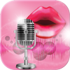 Girly Voice Changer – Boy To Girl Voice Recorder icon