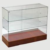 Glass Display Case Design icon
