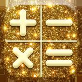 Máy Tính Lấp Lánh Calculator biểu tượng