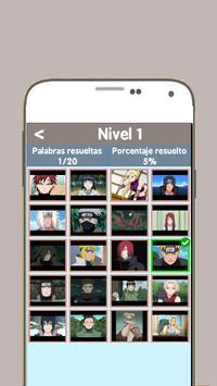 Guess the Character of Naruto screenshot 2