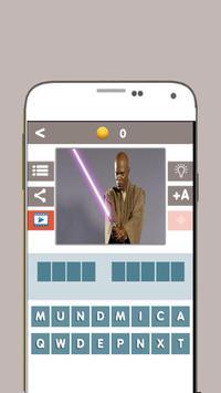 Guess the Character of Star Wars screenshot 3