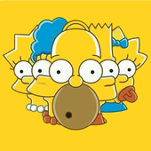guess the simpsons character icon