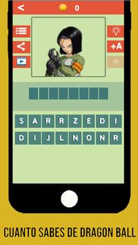 ¿Cuanto sabes de DBZ? screenshot 2
