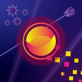 Cyber Ball Dash ícone