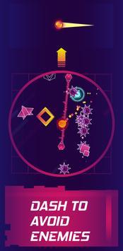 Cyber Ball Dash imagem de tela 1