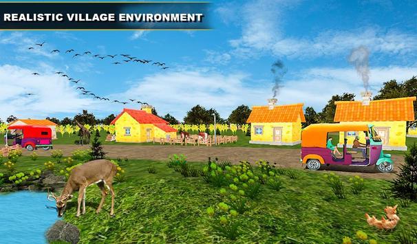 Tuk Tuk Rickshaw Driving Simulator screenshot 14