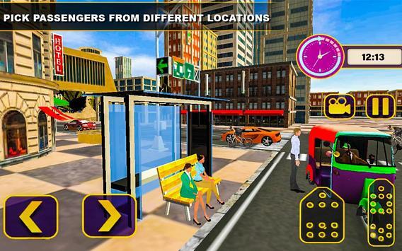 Tuk Tuk Rickshaw Driving Simulator screenshot 7