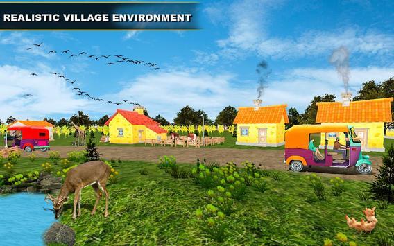 Tuk Tuk Rickshaw Driving Simulator screenshot 9