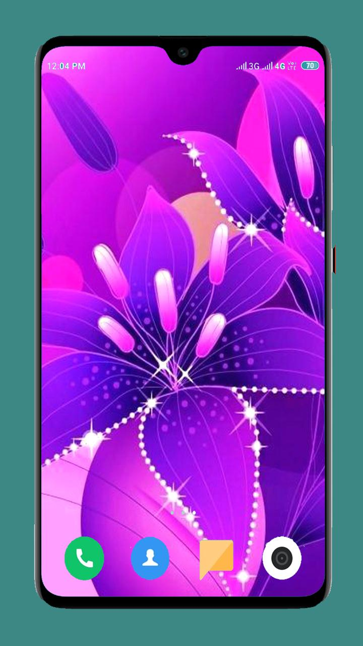 Glowing Wallpaper 4k For Android Apk Download