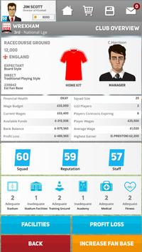 Club Soccer Director 2020 - Football Club Manager screenshot 7