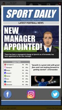 Club Soccer Director 2021 - Football Club Manager screenshot 2