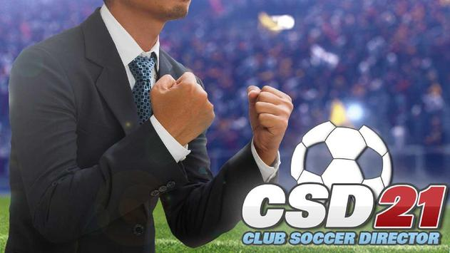 Club Soccer Director 2021 - Football Club Manager screenshot 8
