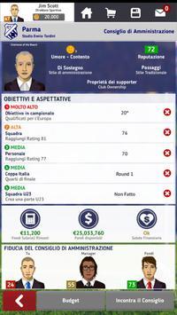 2 Schermata Club Soccer Director 2021 - Gestione del calcio
