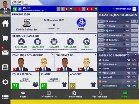 Club Soccer Director 2021 - Gestão de futebol imagem de tela 10