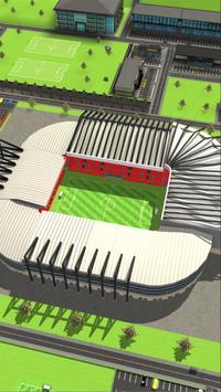 Club Soccer Director 2021 - Gestão de futebol imagem de tela 1
