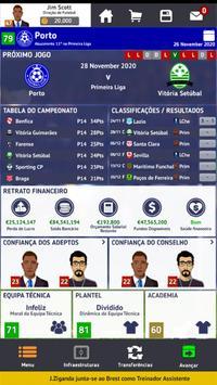 Club Soccer Director 2021 - Gestão de futebol imagem de tela 2