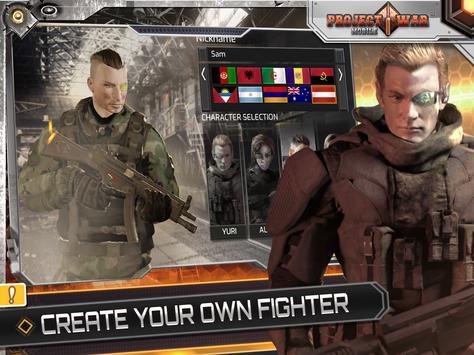 Đại Chiến Di Động - game hành động bắn súng ảnh chụp màn hình 17