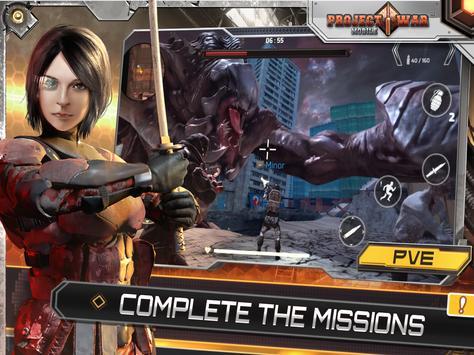 Đại Chiến Di Động - game hành động bắn súng ảnh chụp màn hình 18