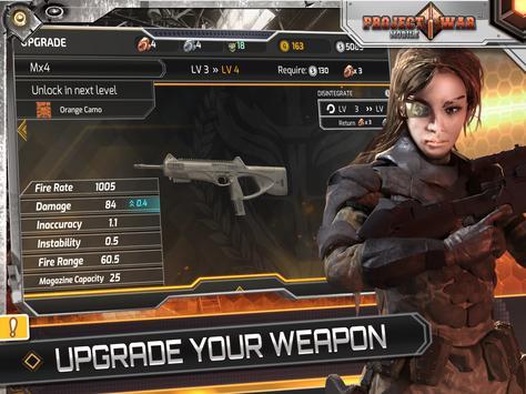Đại Chiến Di Động - game hành động bắn súng ảnh chụp màn hình 19