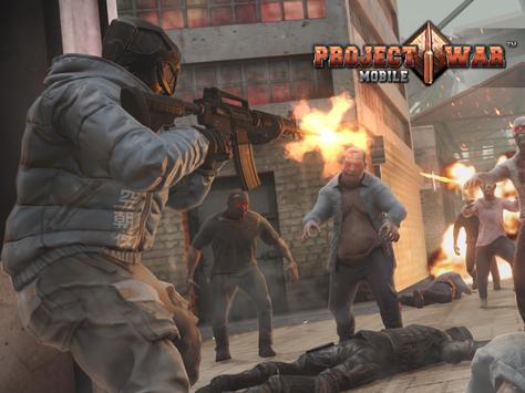 Đại Chiến Di Động - game hành động bắn súng ảnh chụp màn hình 15