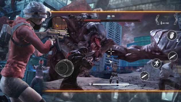 Project War Mobile - online shooter action game screenshot 1
