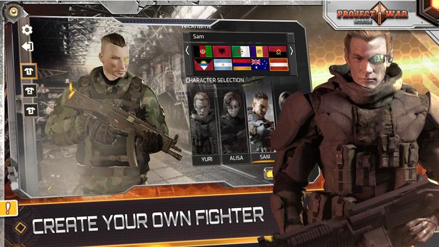 Project War Mobile screenshot 1