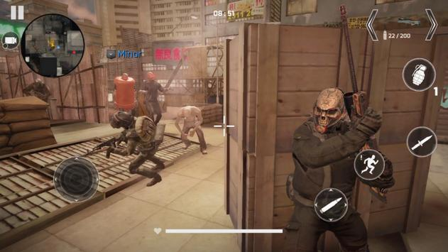 Project War Mobile - online shooter action game screenshot 4