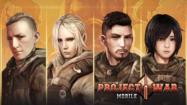 Project War Mobile - online shooter action game screenshot 7