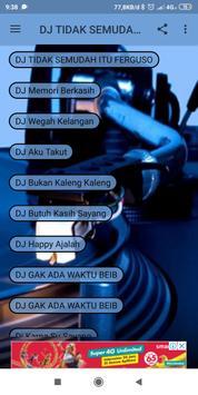 DJ TIDAK SEMUDAH ITU FERGUSO screenshot 2