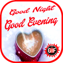 Good Night Good Evening images Wishes and Quotes APK