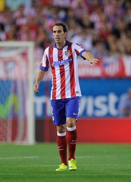 Diego Godin Wallpapers poster
