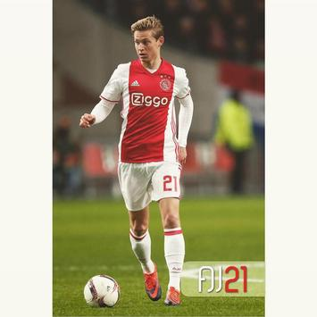 Frenkie de Jong Wallpapers screenshot 3