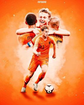 Frenkie de Jong Wallpapers poster