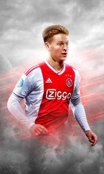 Frenkie de Jong Wallpapers screenshot 2