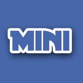 Mini for Facebook Lite & Social Video Downloader icon