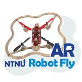 Robot Fly e-Lerning AR icon