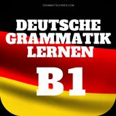 Deutsche Grammatik lernen B1 icon