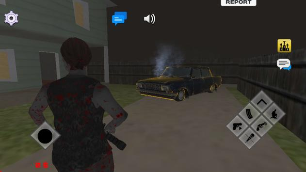 Multiplayer Granny Mod: Horror Online Game скриншот 3