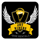 Joy Riders - Bike Rental icon
