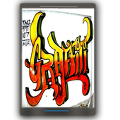 Graffiti Craft Name icon
