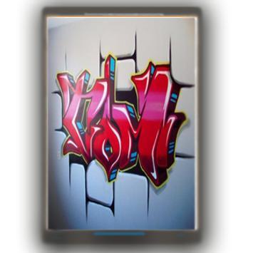 Graffiti Craft Name screenshot 1