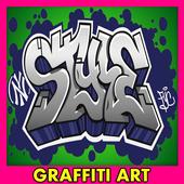 Graffiti Art Designs icon