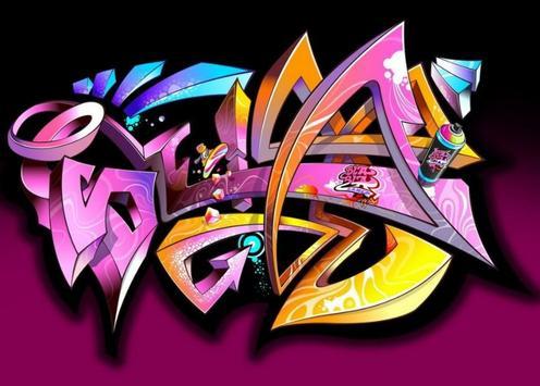 Graffiti Art Designs screenshot 5