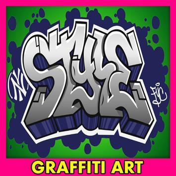 Graffiti Art Designs screenshot 7